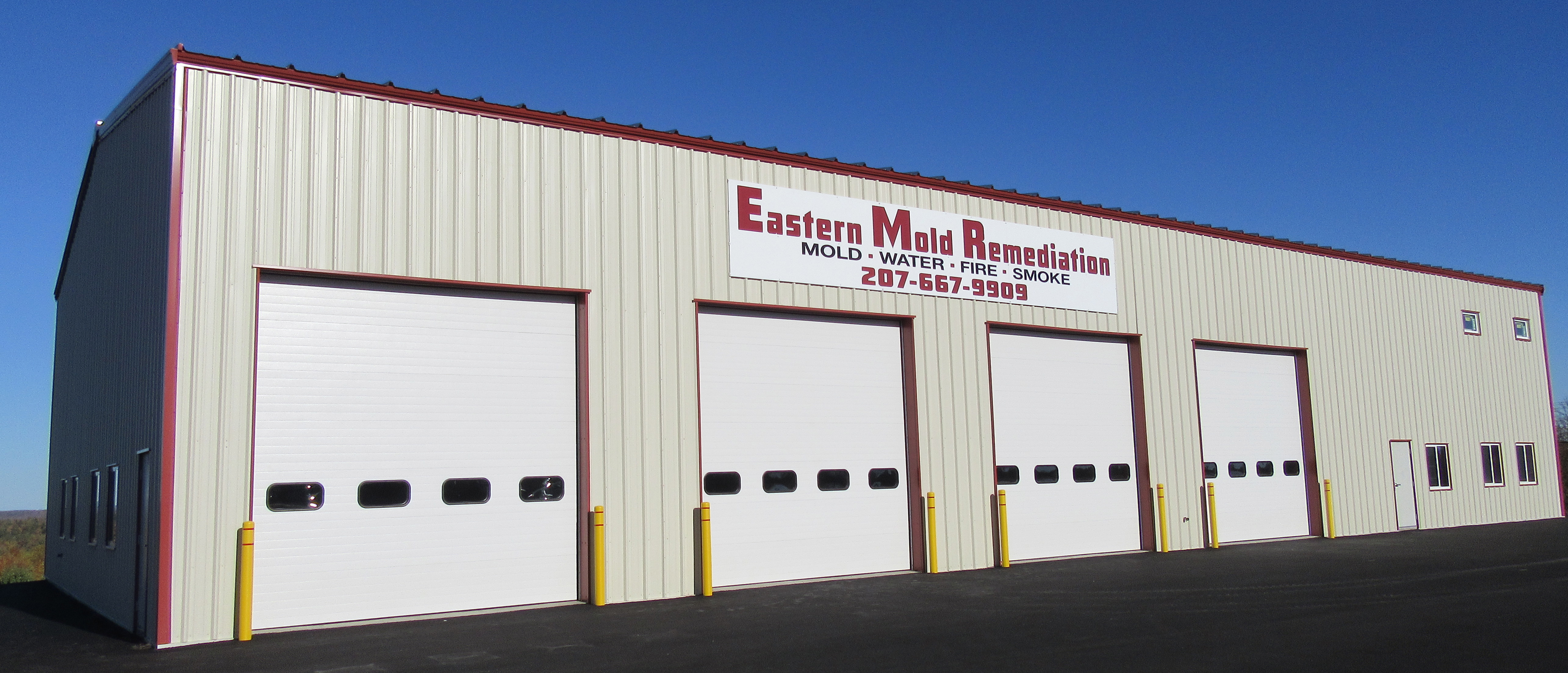 Eastern Mold Remediation (207) 667-9909 | Maine's premier